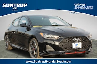 New 2019 Hyundai Veloster Turbo Hatchback in St. Louis, MO