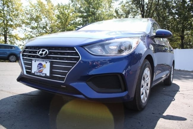 New 2020 Hyundai Accent SE Sedan in St. Louis, MO