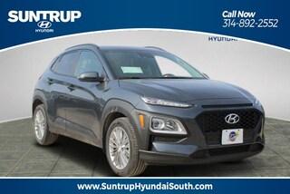 New 2019 Hyundai Kona SEL FWD SUV in St. Louis, MO
