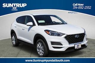New 2019 Hyundai Tucson SE FWD SUV in St. Louis, MO