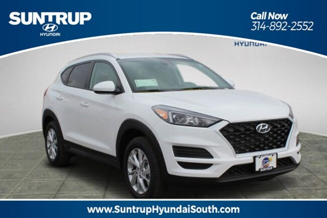 New 2019 Hyundai Tucson Value FWD SUV in St. Louis, MO
