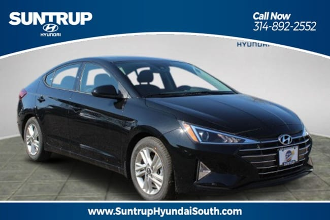 New 2019 Hyundai Elantra Value Edition Sedan in St. Louis, MO