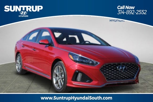 New 2019 Hyundai Sonata Limited 2.0T Sedan in St. Louis, MO