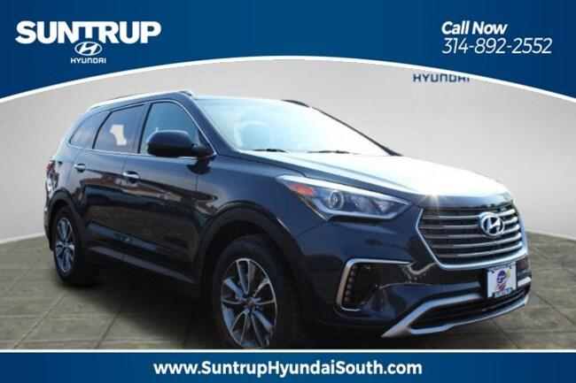 New 2019 Hyundai Santa Fe XL XL SE FWD SUV in Wentzville