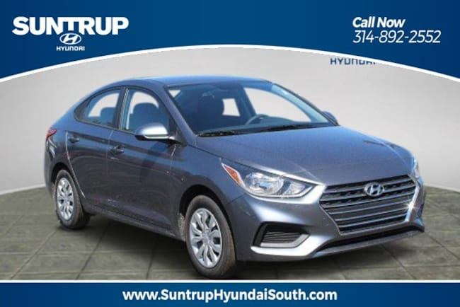 New 2019 Hyundai Accent SE Sedan in St. Louis, MO