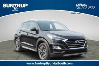 2019 Hyundai Tucson Limited AWD SUV in St. Louis, MO