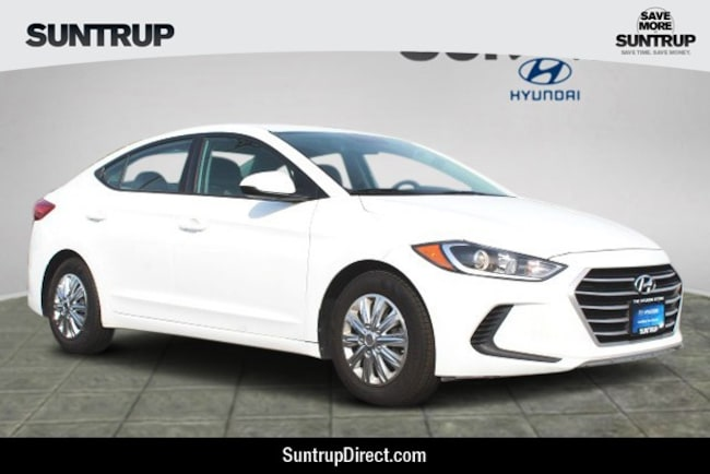 Certified Used 2017 Hyundai Elantra SE Sedan in St. Louis, MO