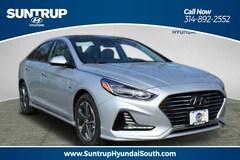 New 2019 Hyundai Sonata Hybrid Limited 2.0L Sedan in Wentzville, MO
