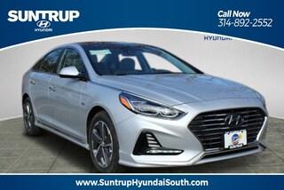 New 2019 Hyundai Sonata Hybrid Limited 2.0L Sedan in St. Louis, MO