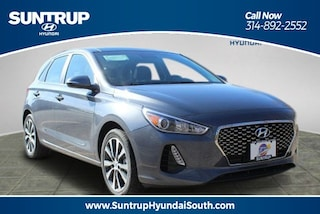 New 2019 Hyundai Elantra GT A/T Hatchback in St. Louis, MO