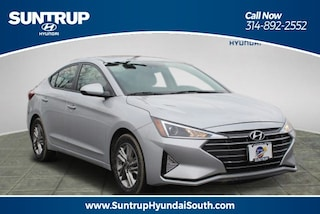 New 2019 Hyundai Elantra Value Edition Sedan in St. Louis, MO