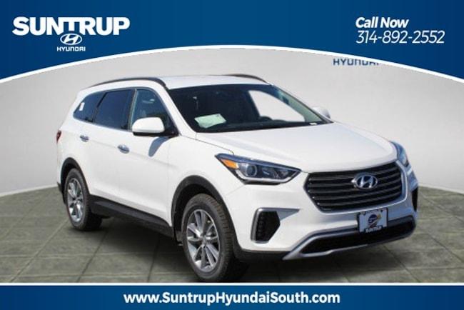 New 2019 Hyundai Santa Fe XL XL SE FWD SUV in St. Louis, MO