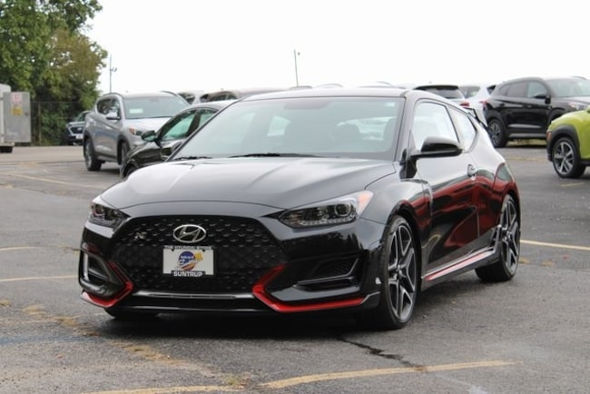 New 2020 Hyundai Veloster N Hatchback in St. Louis, MO