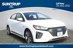 New 2019 Hyundai Ioniq Hybrid Limited Hatchback Hatchback in Wentzville, MO