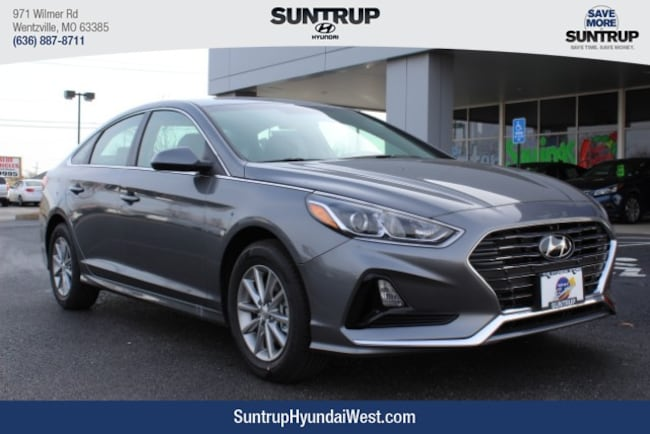 New 2019 Hyundai Sonata SE Sedan in Wentzville