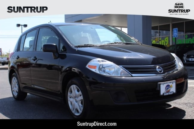 Used 2011 Nissan Versa 1.8S Hatchback in Wentzville