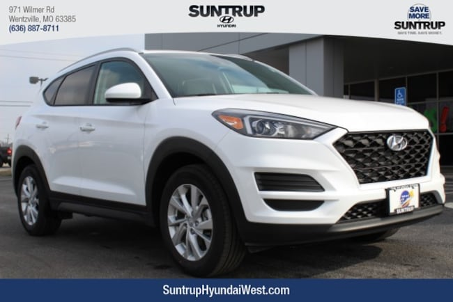 New 2019 Hyundai Tucson Value SUV in Wentzville