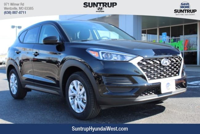 New 2019 Hyundai Tucson SE SUV in St. Louis, MO