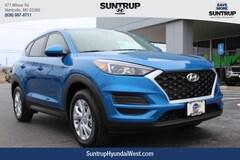 New 2019 Hyundai Tucson SE SUV in Wentzville, MO