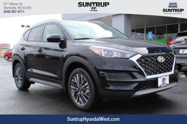 New 2019 Hyundai Tucson SEL SUV in Wentzville