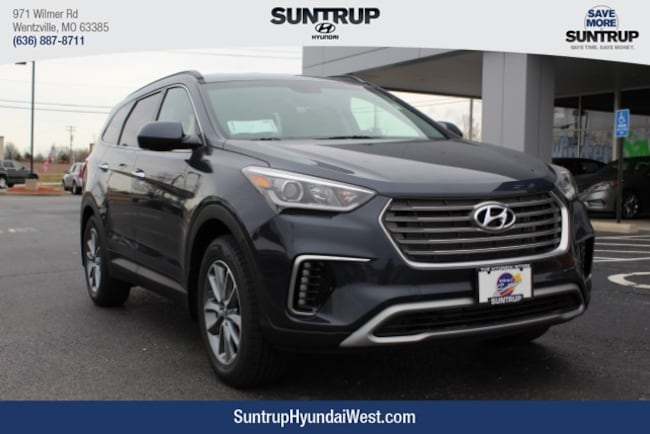 New 2019 Hyundai Santa Fe XL SE SUV in St. Louis, MO