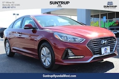 New 2019 Hyundai Sonata Hybrid SE Sedan in Wentzville, MO