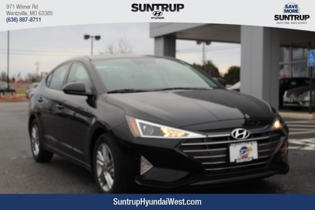 New 2019 Hyundai Elantra Value Edition Sedan in Wentzville