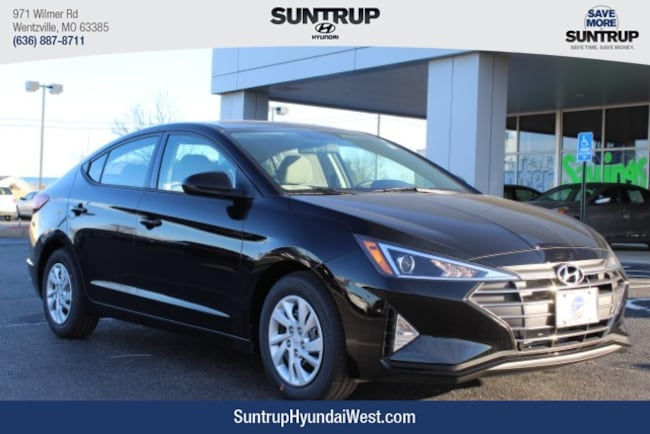 New 2019 Hyundai Elantra SE Sedan in St. Louis, MO