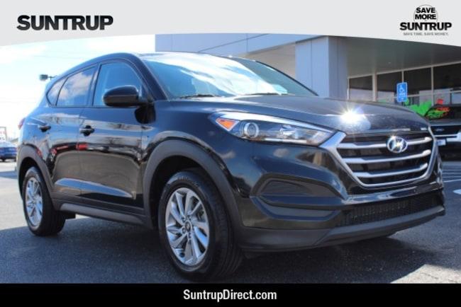 Used 2017 Hyundai Tucson SE SUV in Wentzville