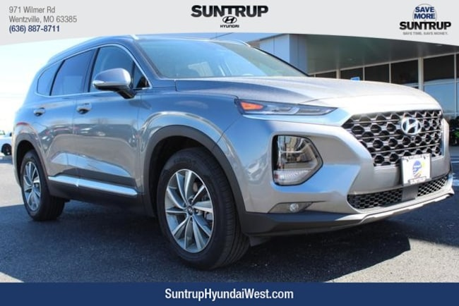 New 2019 Hyundai Santa Fe Ultimate 2.4 SUV in Wentzville