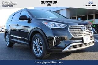 New 2019 Hyundai Santa Fe XL SE SUV in St. Louis, MO