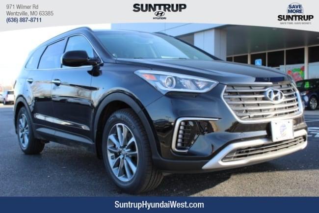 New 2019 Hyundai Santa Fe XL SE SUV in Wentzville