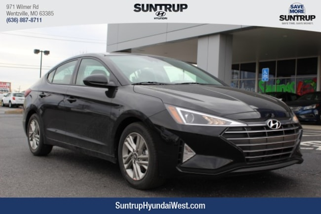 New 2019 Hyundai Elantra Value Edition Sedan in Wentzville