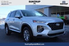 New 2019 Hyundai Santa Fe SE 2.4 SUV in Wentzville, MO