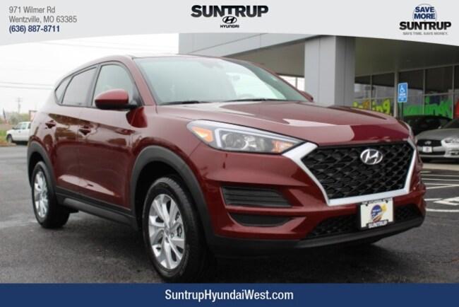 New 2019 Hyundai Tucson SE SUV in St. Louis, MO