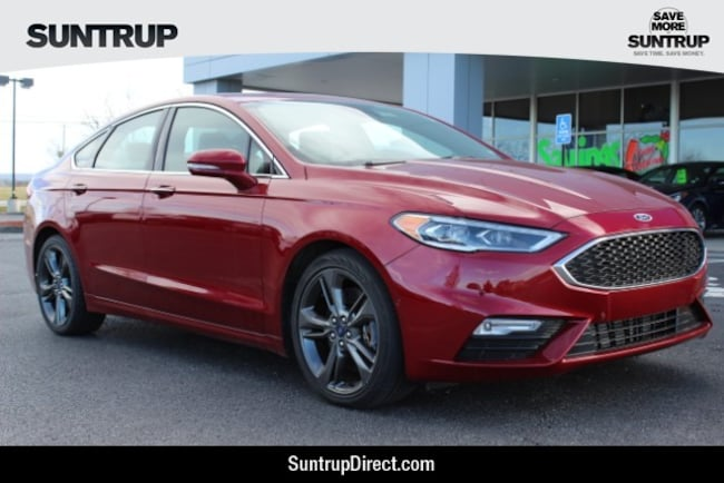 Used 2017 Ford Fusion Sport Sedan in Wentzville