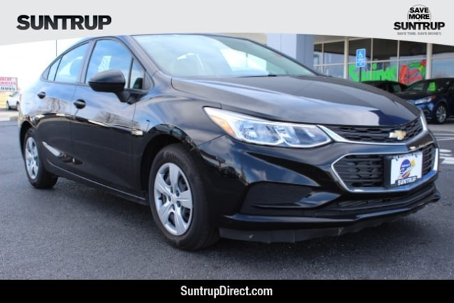 Used 2016 Chevrolet Cruze LS Auto Sedan in Wentzville