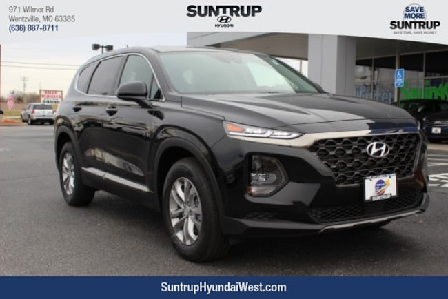New 2019 Hyundai Santa Fe SE 2.4 SUV in St. Louis, MO