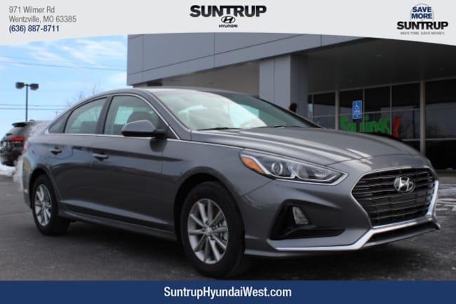New 2019 Hyundai Sonata SE Sedan in Wentzville