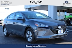 New 2019 Hyundai Ioniq Hybrid Blue Hatchback in Wentzville, MO
