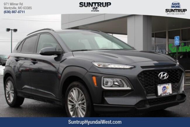 New 2018 Hyundai Kona SEL SUV in Wentzville