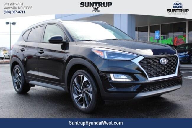 New 2019 Hyundai Tucson Sport SUV in Wentzville