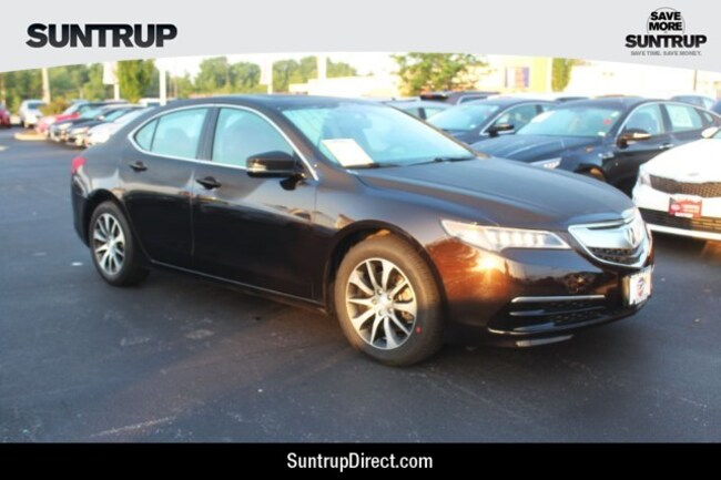 Used 2016 Acura TLX Base (DCT) Sedan in St. Louis, MO