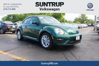 New 2018 Volkswagen Beetle 2.0T S Hatchback in St. Louis, MO