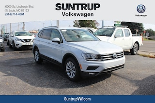 New 2018 Volkswagen Tiguan 2.0T S 4MOTION SUV in St. Louis, MO