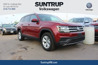 New 2018 Volkswagen Atlas 3.6L V6 S 4MOTION SUV in St. Louis, MO