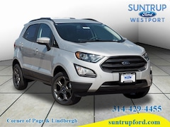 New 2018 Ford EcoSport SES SUV T18405 in Kirkwood, MO