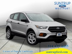 New 2018 Ford Escape S SUV T18059 in Kirkwood, MO