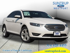 new 2018 Ford Taurus SEL Sedan 1FAHP2E80JG114037 St Louis MO