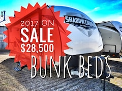 2017 CRUISER RV Shadow Cruiser 240BHS